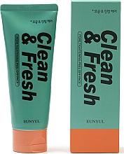 Kup Oczyszczająca pianka zwężająca pory - Eunyul Clean & Fresh Pore Tightening Foam Cleanser