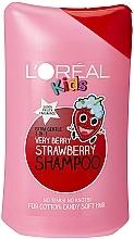 Kup Szampon 2 w 1 do włosów dla dzieci Truskawka - L'Oreal Paris Kids Very Berry Strawberry Shampoo