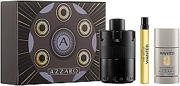 Kup Azzaro The Most Wanted - Zestaw (edp/100ml + deo/75ml + edp/10ml)
