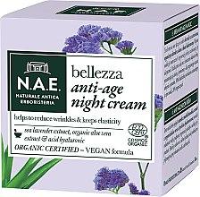 Kup Krem przeciwstarzeniowy na noc - N.A.E. Bellezza Anti-Age Night Cream