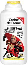Kup Szampon-żel pod prysznic Iniemamocni - Corine De Farme Shower Gel