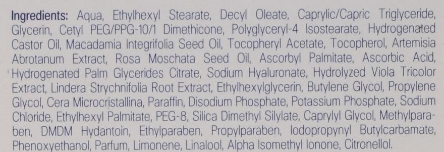 Odbudowujący krem z transdermalnym kwasem hialuronowym na dzień/noc 60+ - Soraya Hialuronowy Mikrozastrzyk Cream — фото N3