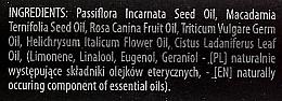 Serum do cery naczynkowej i z trądzikiem różowatym - Avebio Bio Oil Serum Antired Elixir — фото N3