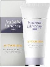 Kup Witaminowy kremowy żel owocowy do twarzy - Isabelle Lancray Vitamina Fruity Creamy Gel