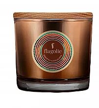 Kup Świeca zapachowa w szkle Drewno sandałowe - Flagolie Fragranced Candle Sandalwood