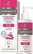 Kup Regenerująca wcierka do włosów farbowanych, zniszczonych i suchych - Floslek ElestaBion R
