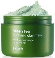 Kup Peelingująca maska oczyszczająca z zieloną herbatą - Skin79 Green Tea Purifying Clay Mask