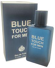 Kup Real Time Blue Touch - Woda toaletowa