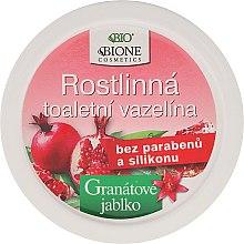 Kup Wazelina kosmetyczna z granatem i antyoksydantami - Bione Cosmetics Pomegranate Plant Vaseline With Antioxidants