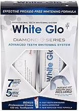 Kup Zestaw - White Glo Diamond Series Set (toothpaste 100 ml + toothgel 50 ml)