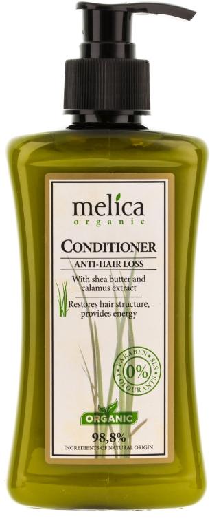 Balsam-odżywka przeciw wypadaniu włosów - Melica Organic Anti-Hair Loss Conditioner