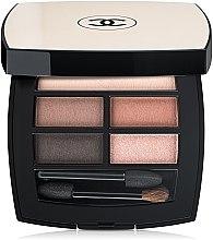 Kup Paleta cieni do powiek - Chanel Les Beiges Healthy Glow Natural Eyeshadow Palette