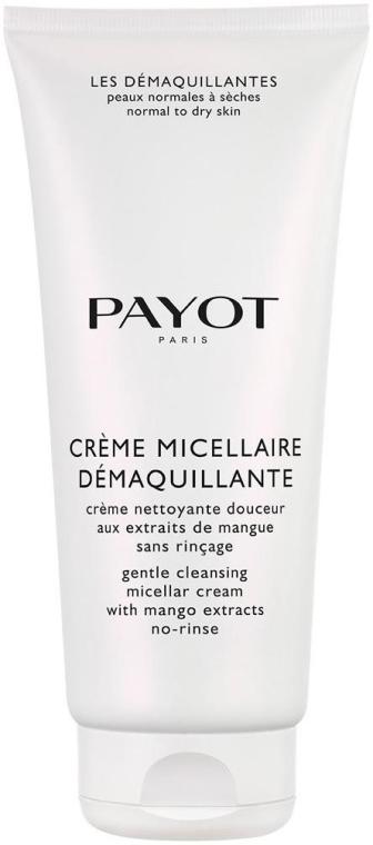 Krem micelarny do demakijażu - Payot Les Démaquillantes Crème Micellaire Démaquillante Gentle Cleansing Micellar Cream — фото N1