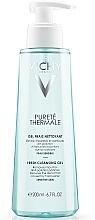 Kup Odświeżający żel oczyszczający do twarzy - Vichy Pureté Thermale Fresh Cleansing Gel
