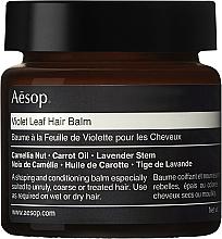 Kup Balsam do włosów - Aesop Violet Leaf Hair Balm