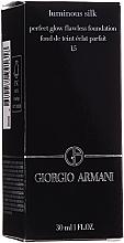 Kup Podkład w kremie - Giorgio Armani Luminous Silk Foundation