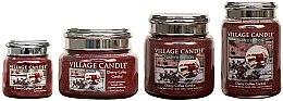 Świeca zapachowa w słoiku - Village Candle Cherry Coffee Cordial Glass Jar — фото N3