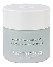 Kup Maska do twarzy na noc - Omorovicza Midnight Radiance Mask