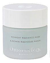 Maska do twarzy na noc - Omorovicza Midnight Radiance Mask — фото N1