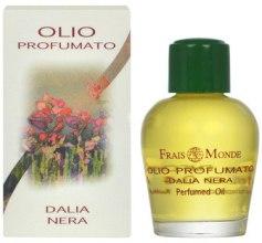 Kup Olejek perfumowany Czarna dalia - Frais Monde Black Dahlia Perfume Oil