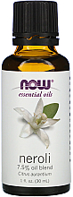 Kup Olejek neroli - Now Foods Essential Oils 100% Pure Neroli