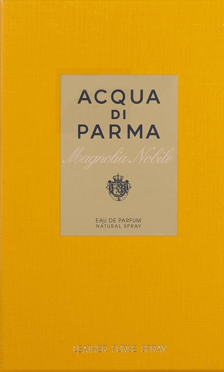 Acqua Di Parma Magnolia Nobile Leather Purse Spray - Woda perfumowana — фото N2