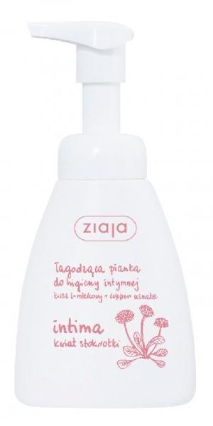Łagodząca pianka do higieny intymnej Kwiat stokrotki - Ziaja Intima