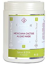 Kup PRZECENA! Maska algowa do twarzy z kaktusem meksykańskim - Charmine Rose Mexicana Cactus Algae Mask *