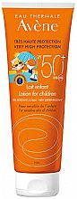 Kup Balsam do opalania dla dzieci - Avene Eau Thermale Sun Lotion Children SPF50