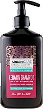 Kup Szampon do wszystkich rodzajów włosów - Arganicare Keratin Shampoo