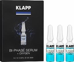 Kup Dwufazowe serum tlenowe - Klapp Bi-Phase Serum Oxygen