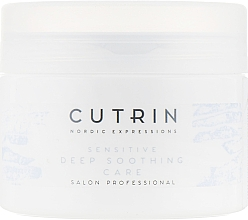 Kup Kojąca maska do włosów - Cutrin Vieno Sensitive Deep Soothing Care