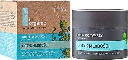 Kup Bogaty krem przeciwzmarszczkowy do twarzy Dotyk młodości - Be Organic