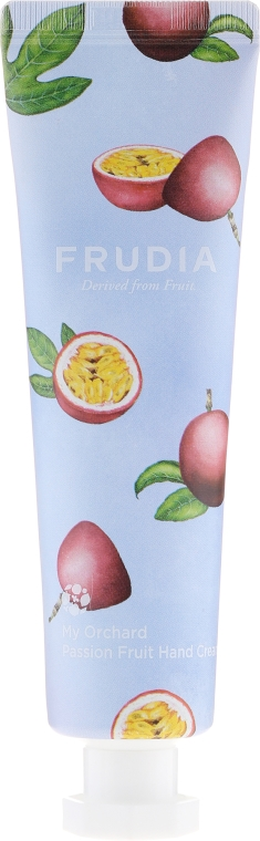 Odżywczy krem do rąk o zapachu marakui - Frudia My Orchard Passion Fruit Hand Cream — фото N1
