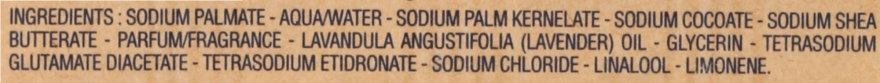 Lawendowe mydło Masło shea - L'Occitane Shea Butter Extra Gentle Soap-Lavender — фото N6