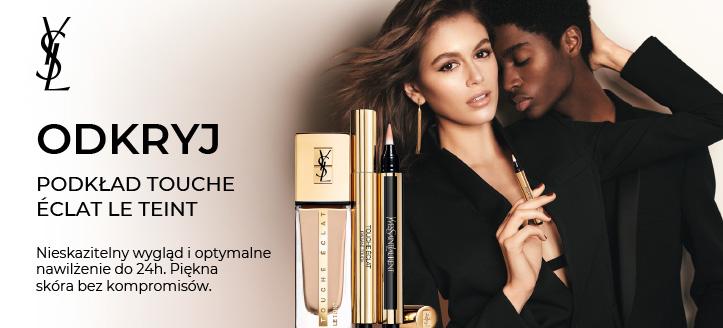 Przy zakupie produktów Yves Saint Laurent  za min. 159 zł, kredkę do oczu otrzymasz w prezencie.