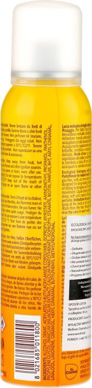 Ekologiczny lakier do włosów - Sanotint — фото N2