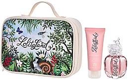 Kup Lolita Lempicka Lolitaland - Zestaw (edp 40 ml + b/lot 75 ml + bag)