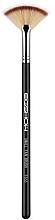 Kup Pędzel-miotełka do makijażu F655 - Eigshow Beauty Small Fan Brush