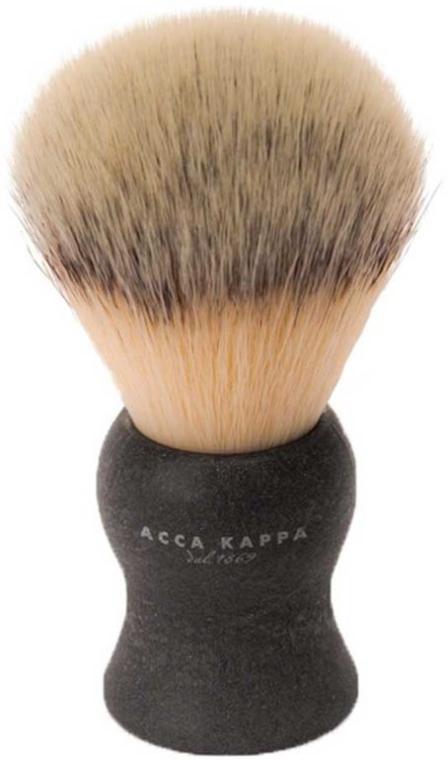 Pędzel do golenia - Acca Kappa Shaving Brush Natural Style Nero — фото N1