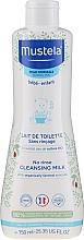 Kup Oczyszczające mleczko do twarzy dla dzieci - Mustela No Rinse Cleansing Milk