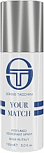 Kup Sergio Tacchini Your Match - Perfumowany dezodorant w sprayu