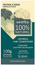 Kup Ziołowa odżywka do włosów - Venita Herbal Hair Conditioner
