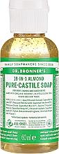 Kup Mydło w płynie Migdały - Dr. Bronner's 18-in-1 Pure Castile Soap Almond