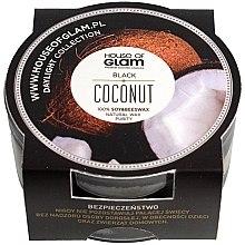 Kup Świeca zapachowa - House of Glam Black Coconut (miniprodukt)