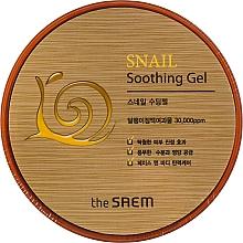 Kup Kojący żel do mycia twarzy z mucyną ślimaka - The Saem Snail Soothing Gel