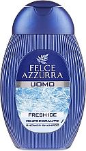 Kup Szampon i żel pod prysznic dla mężczyzn - Felce Azzurra Fresh Ice