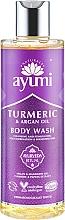 Kup Żel pod prysznic Kurkuma i olej arganowy - Ayumi Turmeric & Argan Oil Body Wash