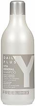 Kup Regenerujący szampon z witaminami i minerałami do włosów farbowanych - Freelimix Daily Plus Vita Mineral Shampoo
