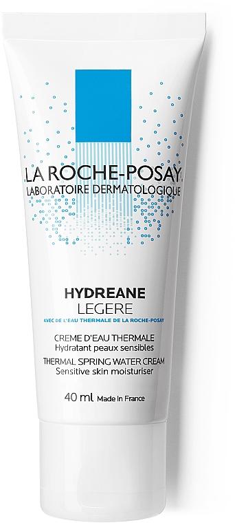 Nawilżający krem do skóry wrażliwej - La Roche-Posay Hydreane Legere